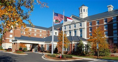 The Courtyard Marriott