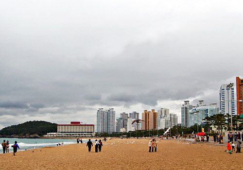 Haeundae Beach