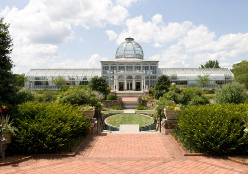 Lewis Ginter Botanical Gardens and Conservatory