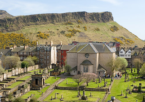 Canongate Kirk