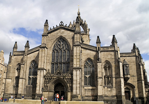 St. Giles&#39; Cathedral