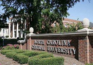 Top minds at North Carolina Central University