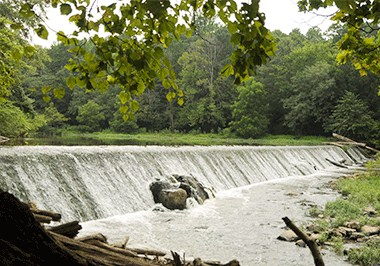 Hike your way to views at Eno River State Park