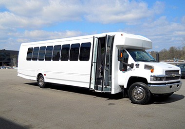 Affordable Group Transportation, provided by Visit