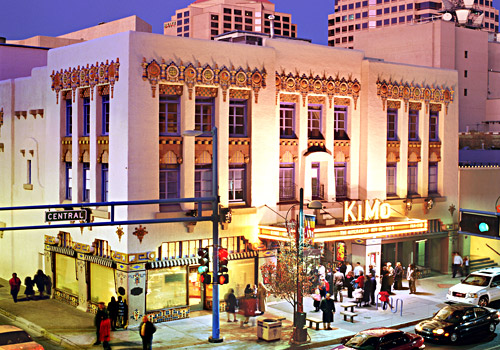 KiMo Theatre