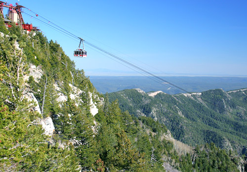 Sandia Peak Tramway