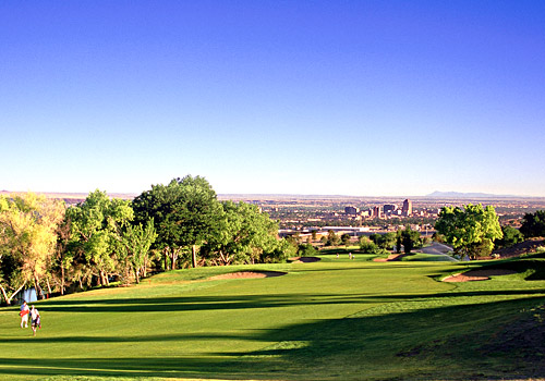 Championship Golf Course at UNM