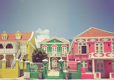 Willemstad Architecture