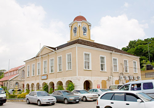 Lucea Courthouse