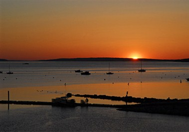 Casco Bay Sunset