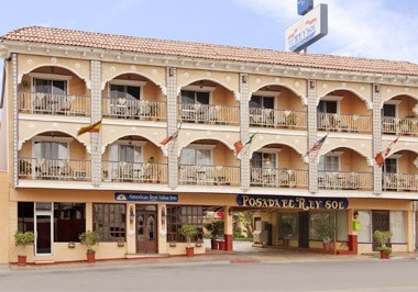 Americas Best Value Inn- Posada El Rey Sol