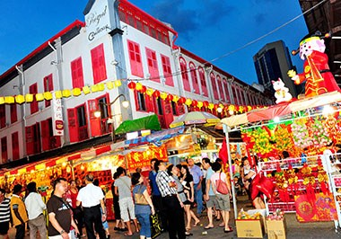 Chinatown – Chinese Cultural Precinct