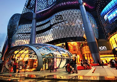 ION Orchard – One of Singapore's shopping mecca