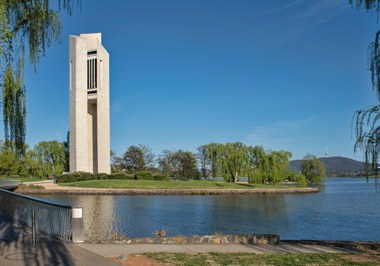 The National Carillon Tower