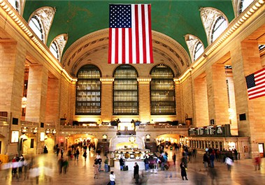 Grand Central Terminal, NY
