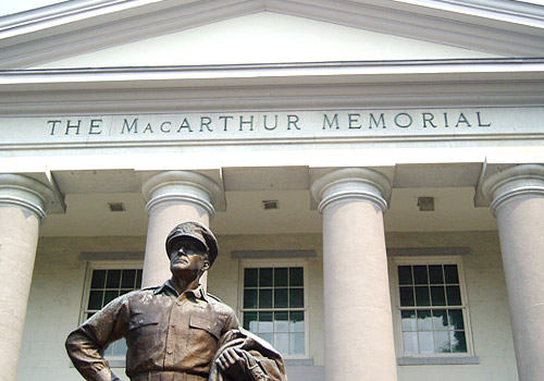 MacArthur Memorial Museum