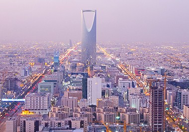 Kingdom Tower, Riyadh