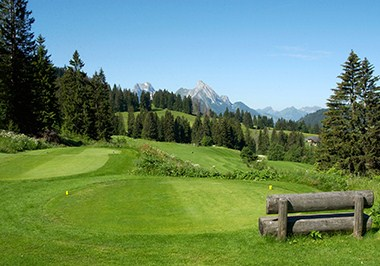 Golf Club Gstaad, Saanenland