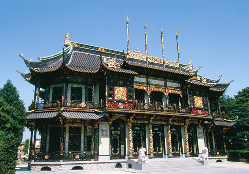 Brussels Chinese Pavilion