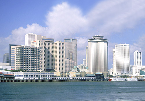 New Orleans Skyline