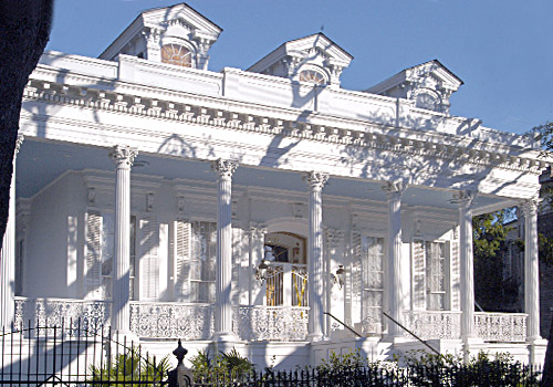 Antebellum Home