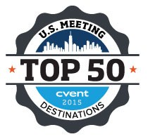 Top 50 Meeting Destinations