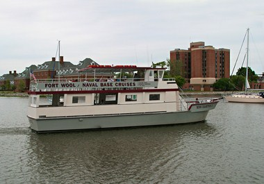 Miss Hampton II Harbor Cruises