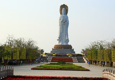 Goddess of Mercy, Nanshan Temple