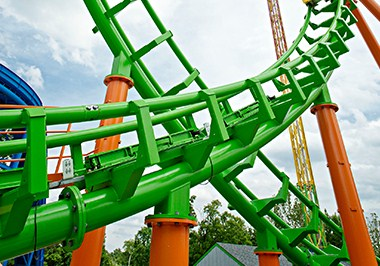Six Flags St. Louis Boomerang