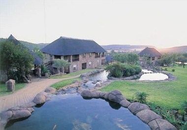 Zebra Country Lodge - Mountain Lodge