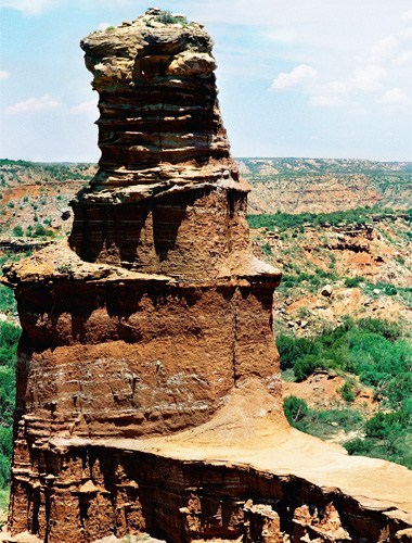 Palo Duro Lighthouse