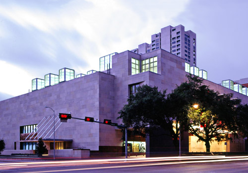 Audrey Jones Beck Building at Museum of Fine Arts