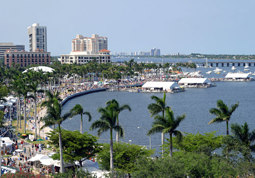 Palm Beach Skyline