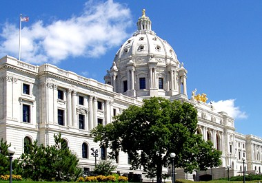 The Minnesota Capitol