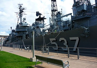 Buffalo & Erie County Naval & Military Park