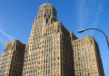 Downtown Buffalo City Hall