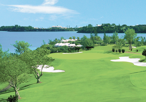 Golf Course at The Mid Ocean Club