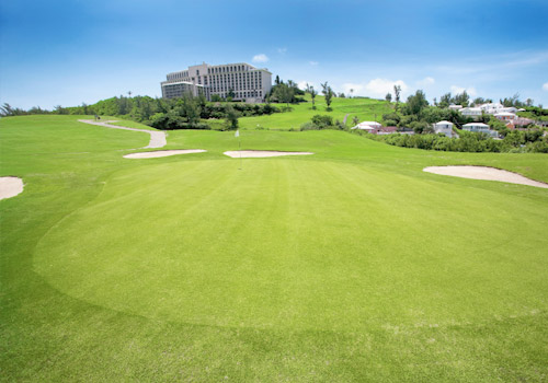 The Fairmont Southampton Golf Course