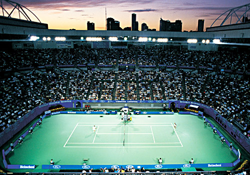 Rod Laver Arena, Melbourne and Olympic Parks