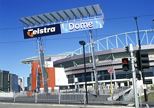 Telstra Dome Stadium