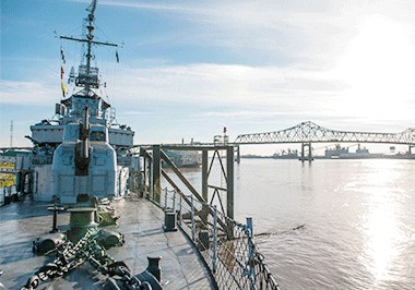 USS Kidd &amp; Veterans Memorial Museum