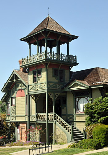 Sherman Gilbert House Heritage Park