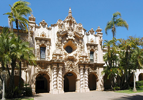 Casa Del Prado Theatre In Balboa Park