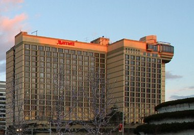 Stamford Marriott Hotel & Spa