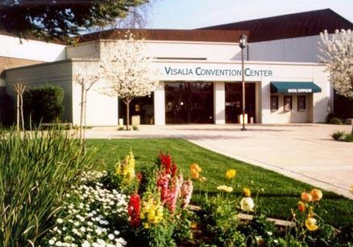 Visalia Convention Center