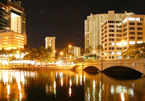 Ala Wai Canal