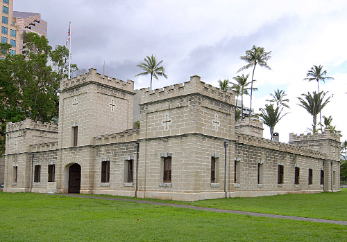 Iolani Barracks
