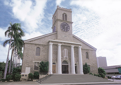 Kawaiaha&#39;o Church