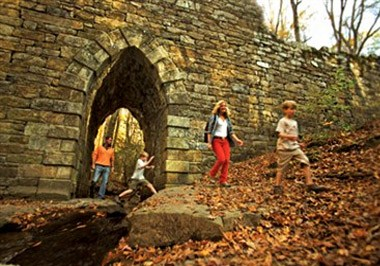 Historic Poinsett Bridge, Greenville, SC