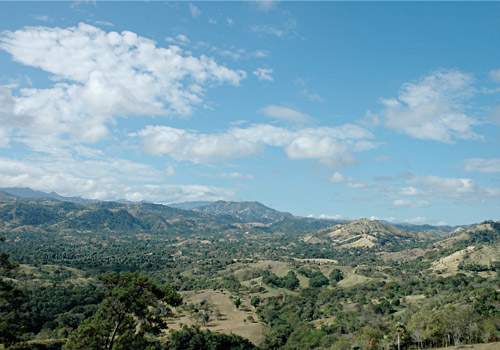 Cordillera Central, Dominican Republic